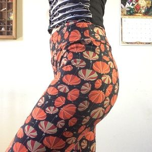 LuLaRoe Pants - Lularoe Umbrella Pint Rain Time Leggings